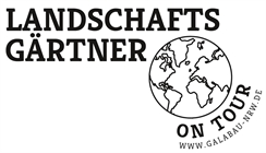 Landschaftsgärtner on Tour Logo